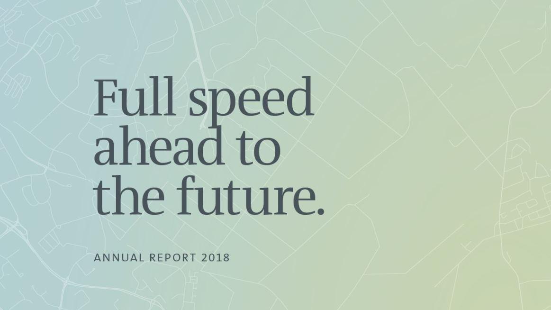 Volkswagen Group Annual Report 2018